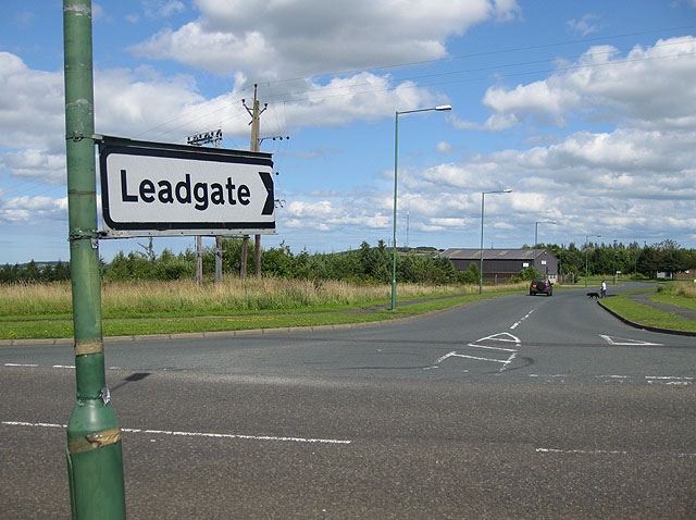 Leadgate, Consett, County Durham