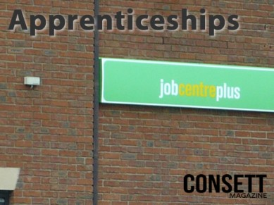 Apprenticeships in Consett