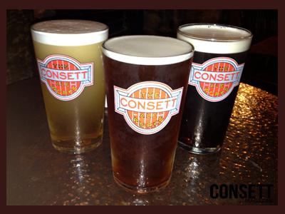 Consett Ale Work - White Horse