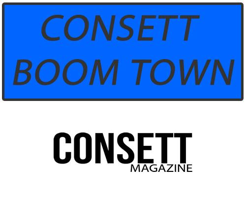 Consett Boom Town