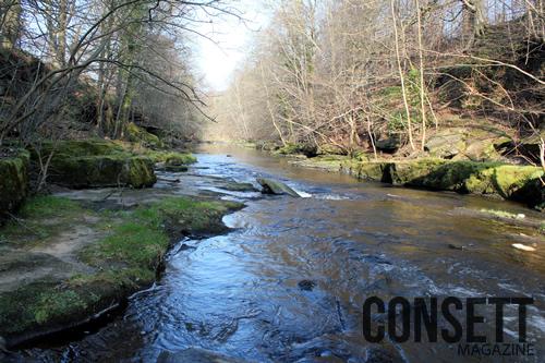 Living in Consett - Shotley Bridge