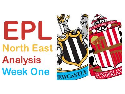 EPL Highlights - North East 2012 Football
