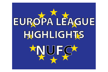 Europa League highlights NUFC
