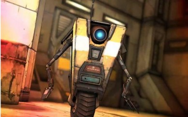 Claptrap Borderlands 2