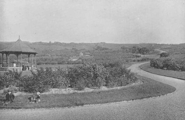 Consett Park c1892 - A Description of CIC