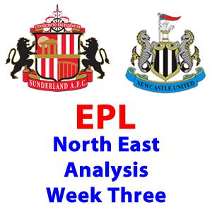 EPL Week 3