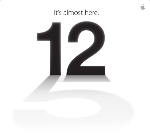 iphone 5 release teaser
