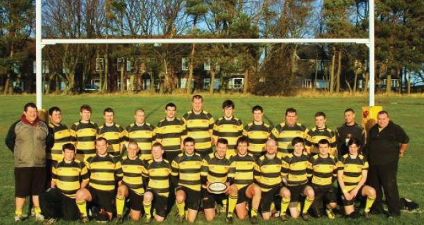 Consett Rugby Team