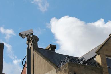 Consett CCTV Camera