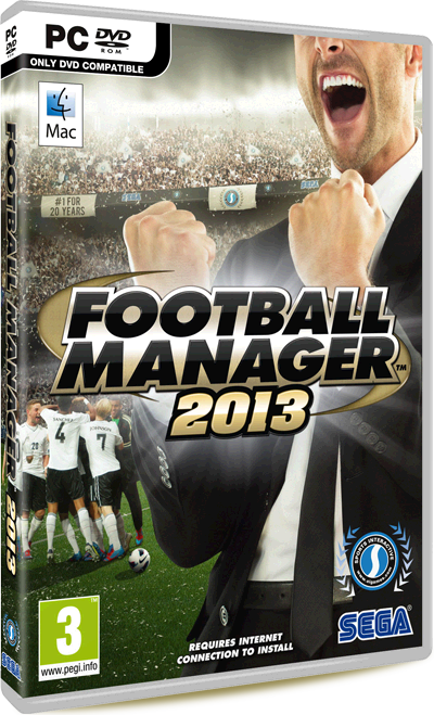 Football Manager 13 Box