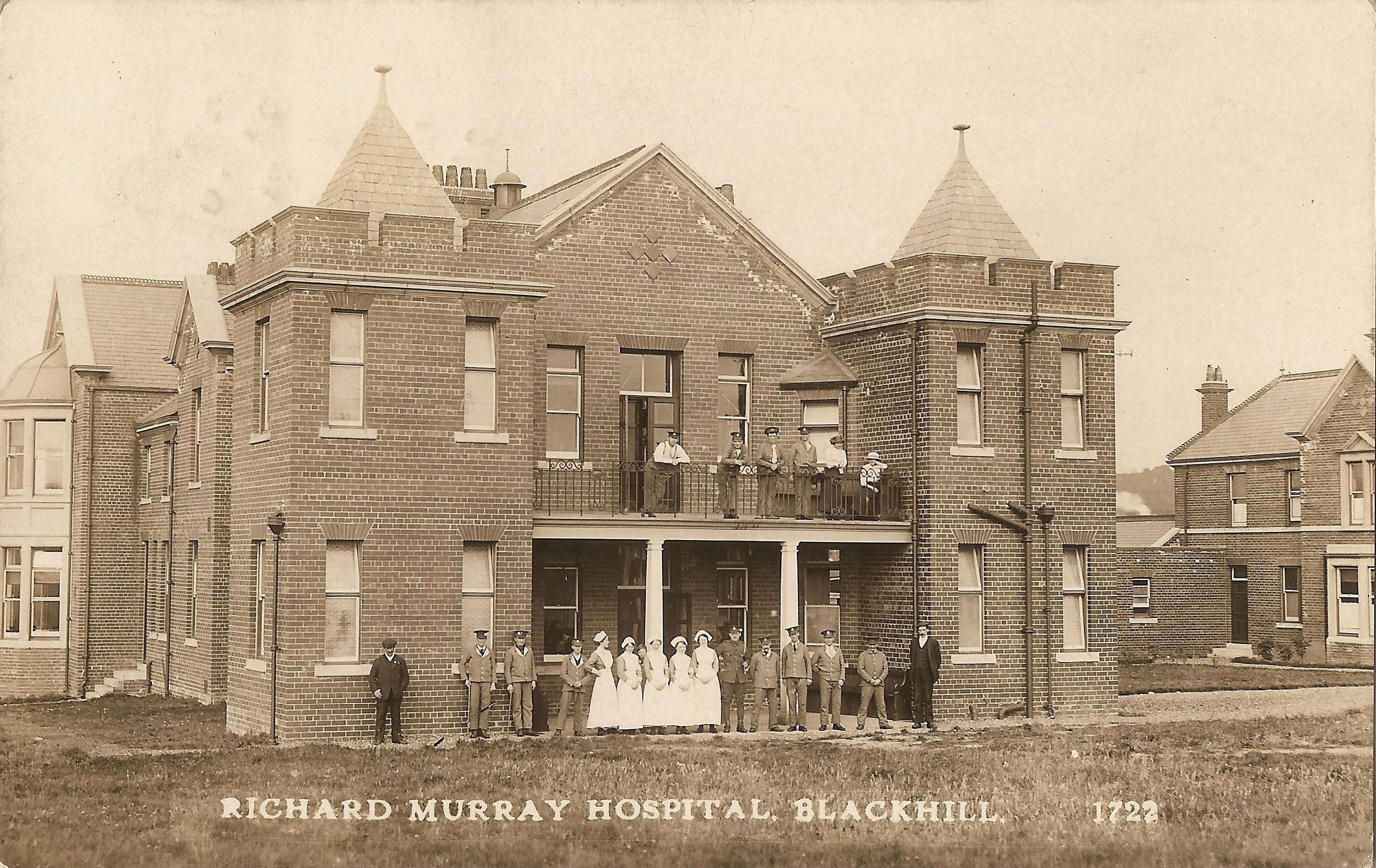 Richard Murray Hospital