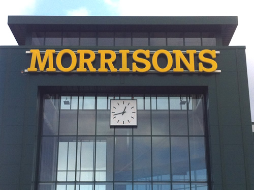 Consett Morrisons - New Store Brings Jobs to Former Steeltown