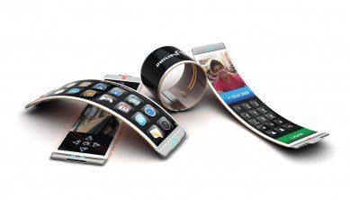 Philips Flexible Screen Prototype