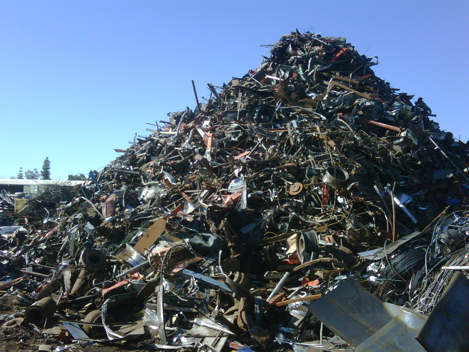 Changes in the scrap industry