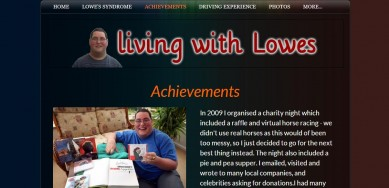 A peek at the Living With Lowe's website