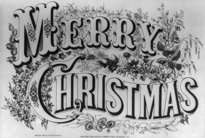 Merry Christmas from Consett