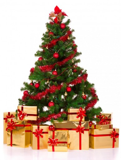 an example of a christmas tree