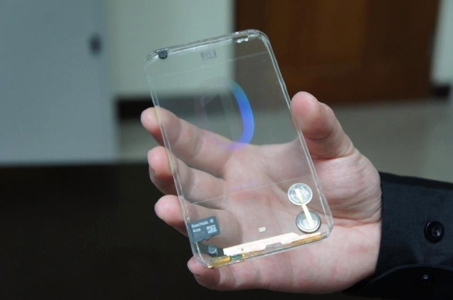 transparent Phone screen2