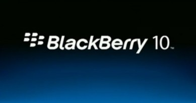 Blackberry 10 - RIM have the job of getting the blackberry back on track