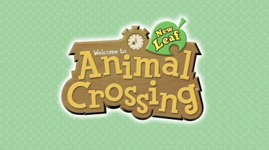 gaming Animal Crossing 2013
