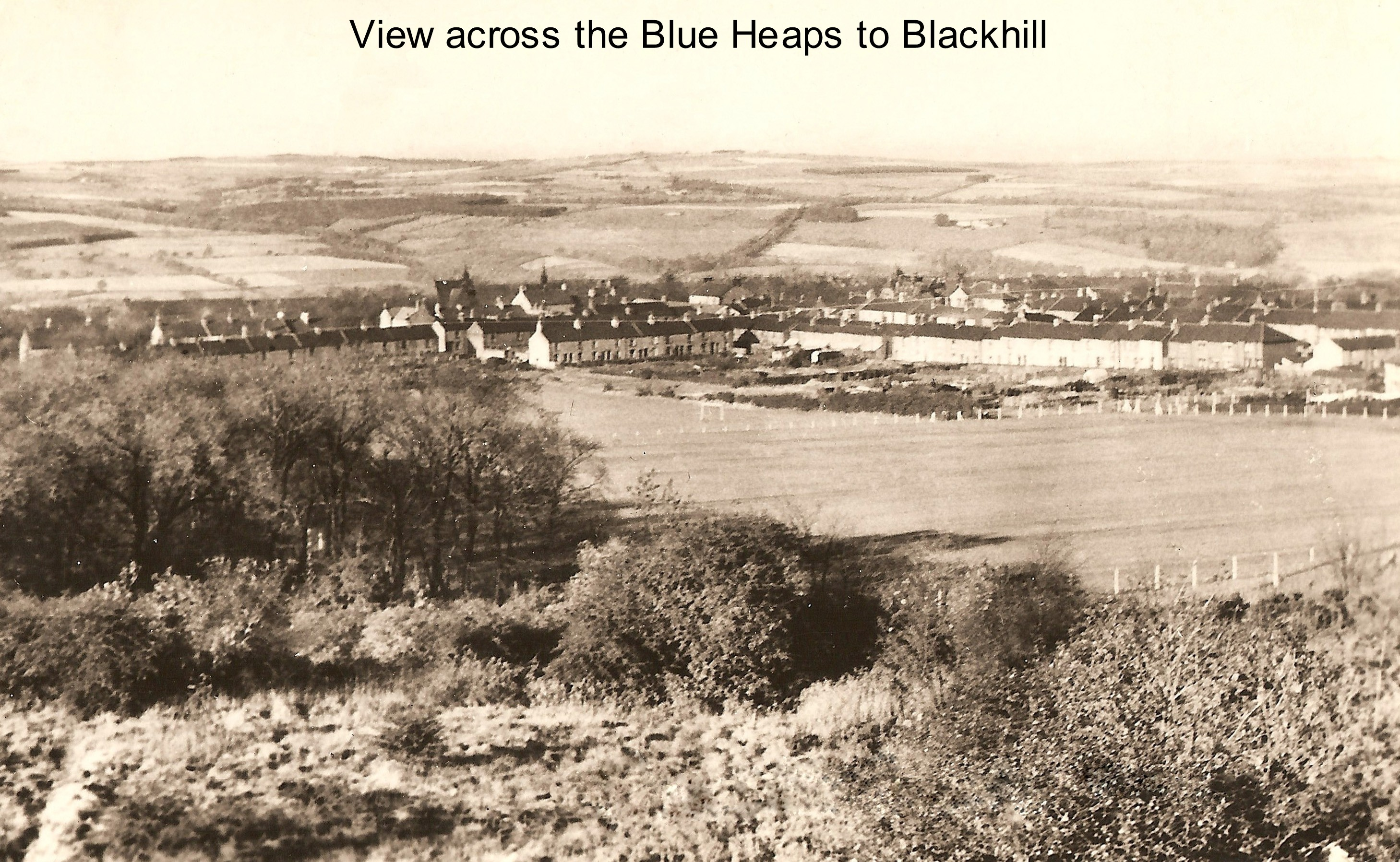 Consett and the blue heaps
