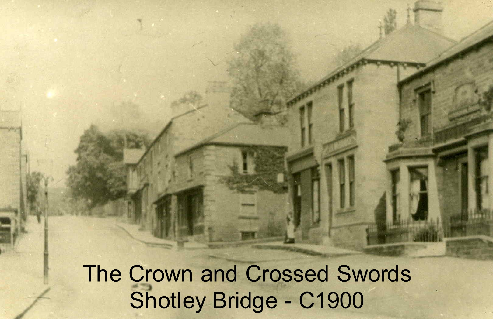 the lasting heratige of the sword makers in Shotley Bridge