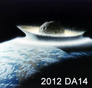 Astroid - 2012 DA14 - Feb 15th 2013
