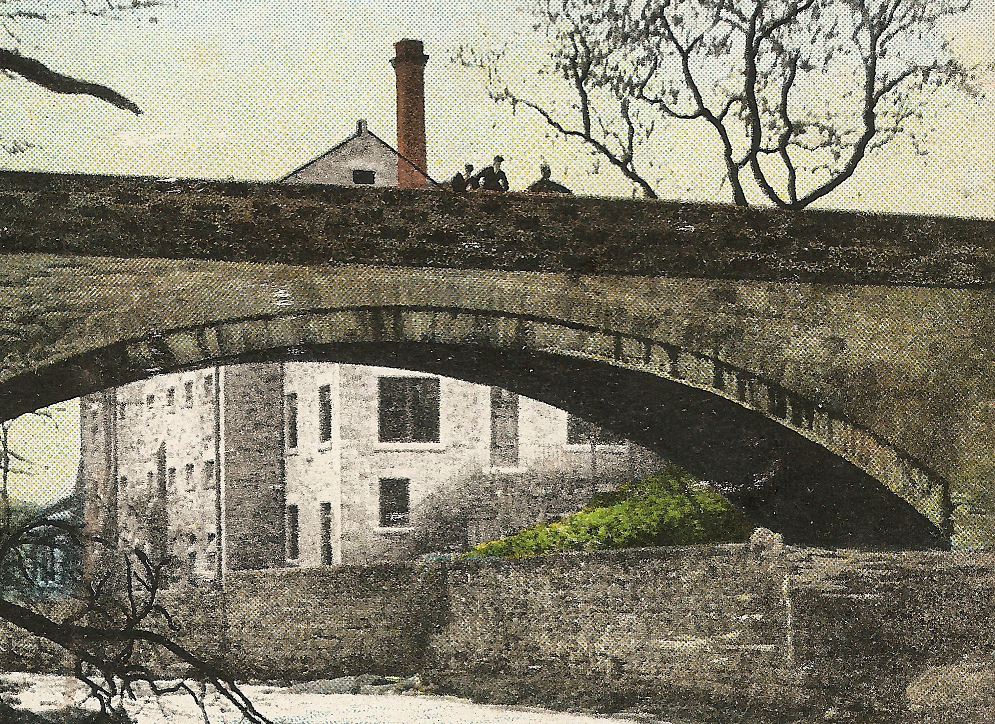 Shotley Bridge and the Mill