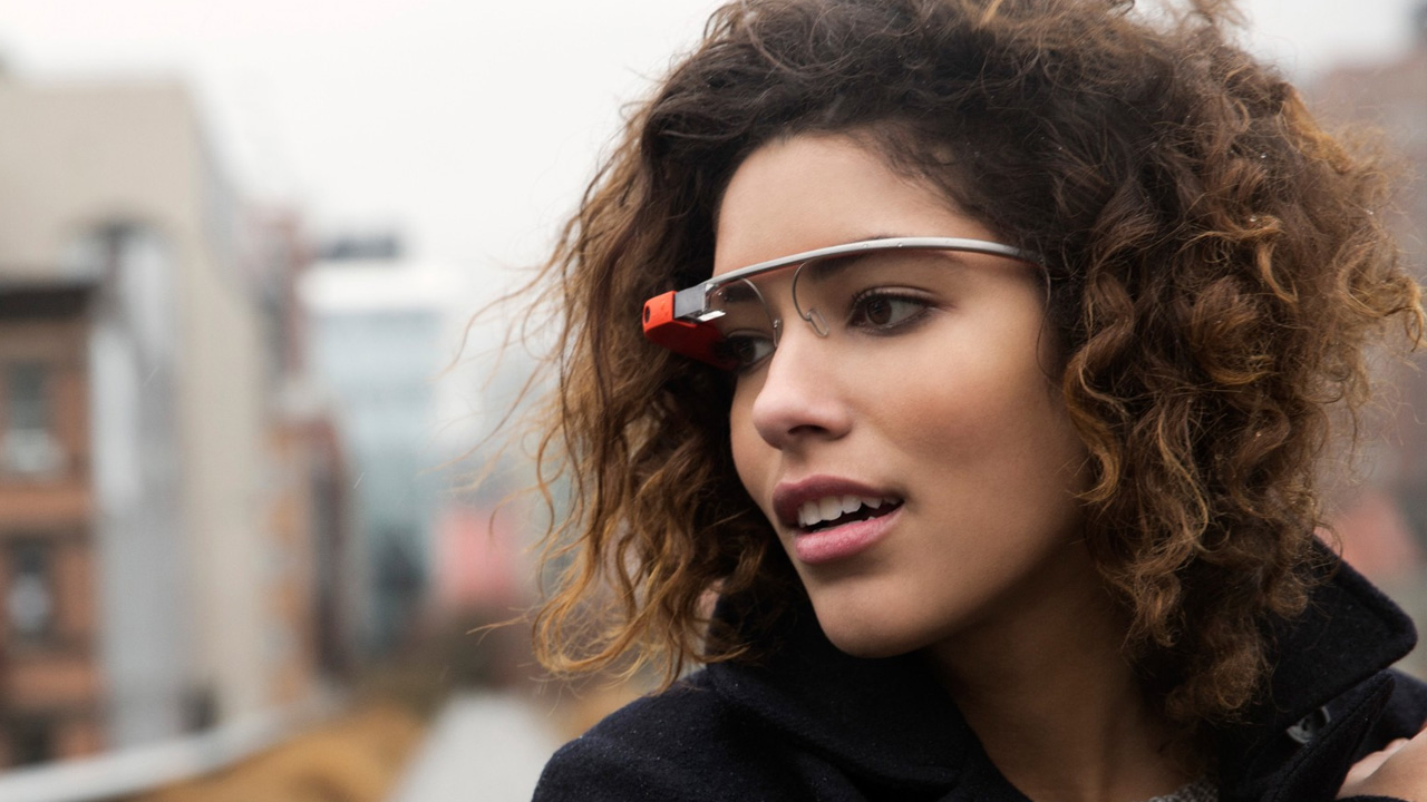 Google Glass Advertising - Augmented reality glasses
