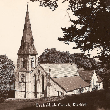 Benfieldside Church