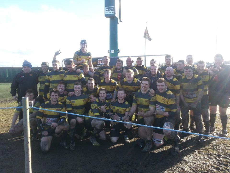 Consett Rugby Club