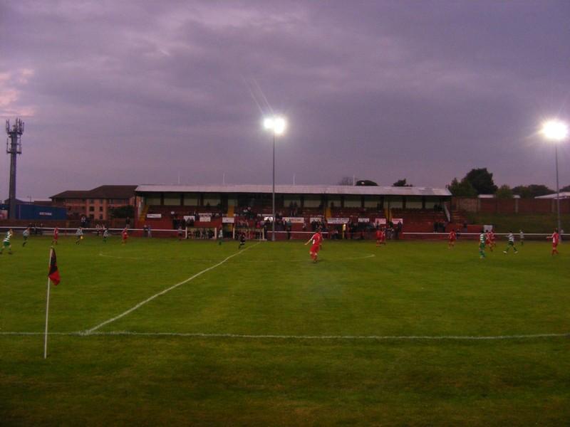 Consett AFC Stadium