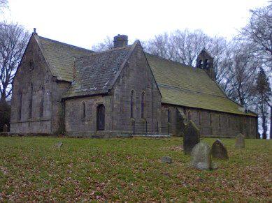 Medomsley Church