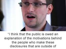 Edward Snowden - US Security Documents Leaked