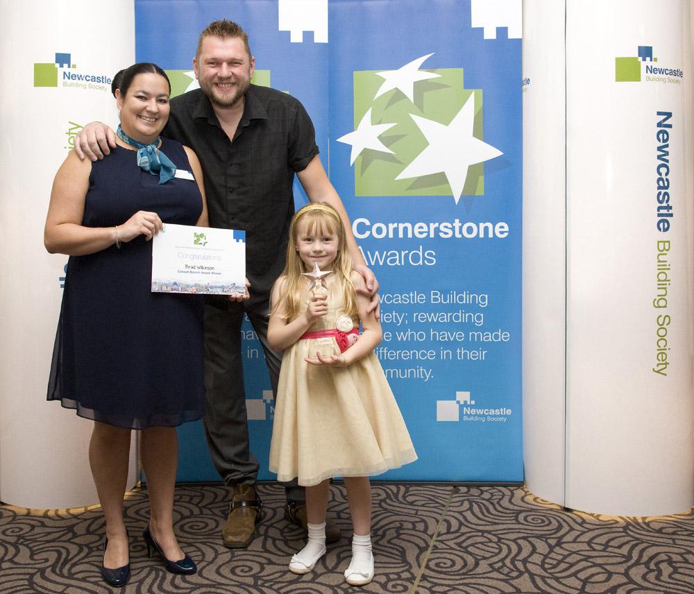 Consett Festival Organiser Wins Award