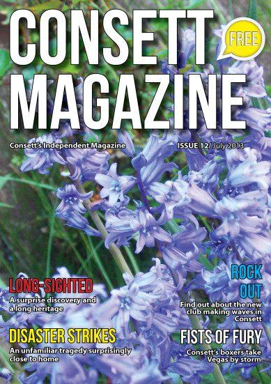 July Consett Magazine