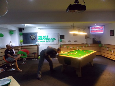 Guinness World Record Pool Marathon