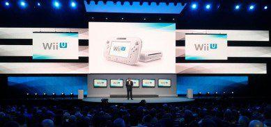 Wii U at E3