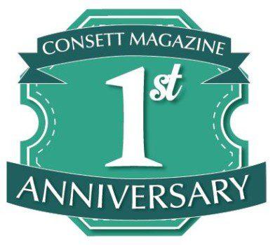 consett magazine Anniversary