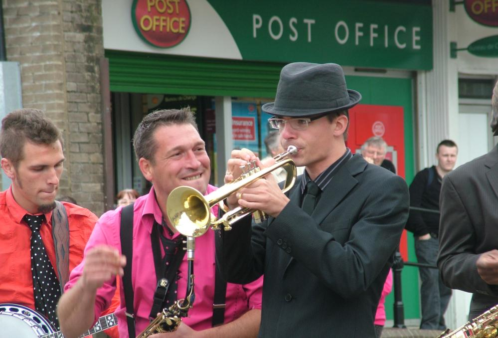 Brass Fever Hits Consett