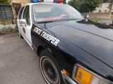 Miners Arms - Police Car
