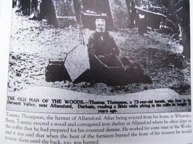 The Hermit of Allensford
