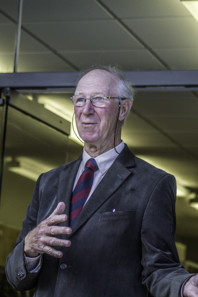 Blether with Brown: Raith Rovers and Leeds United on ...  |Jack Charlton