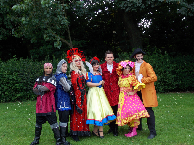 Pantomime picture
