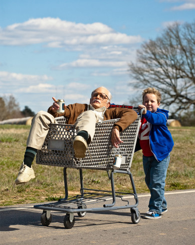 What To Watch in November BAD GRANDPA