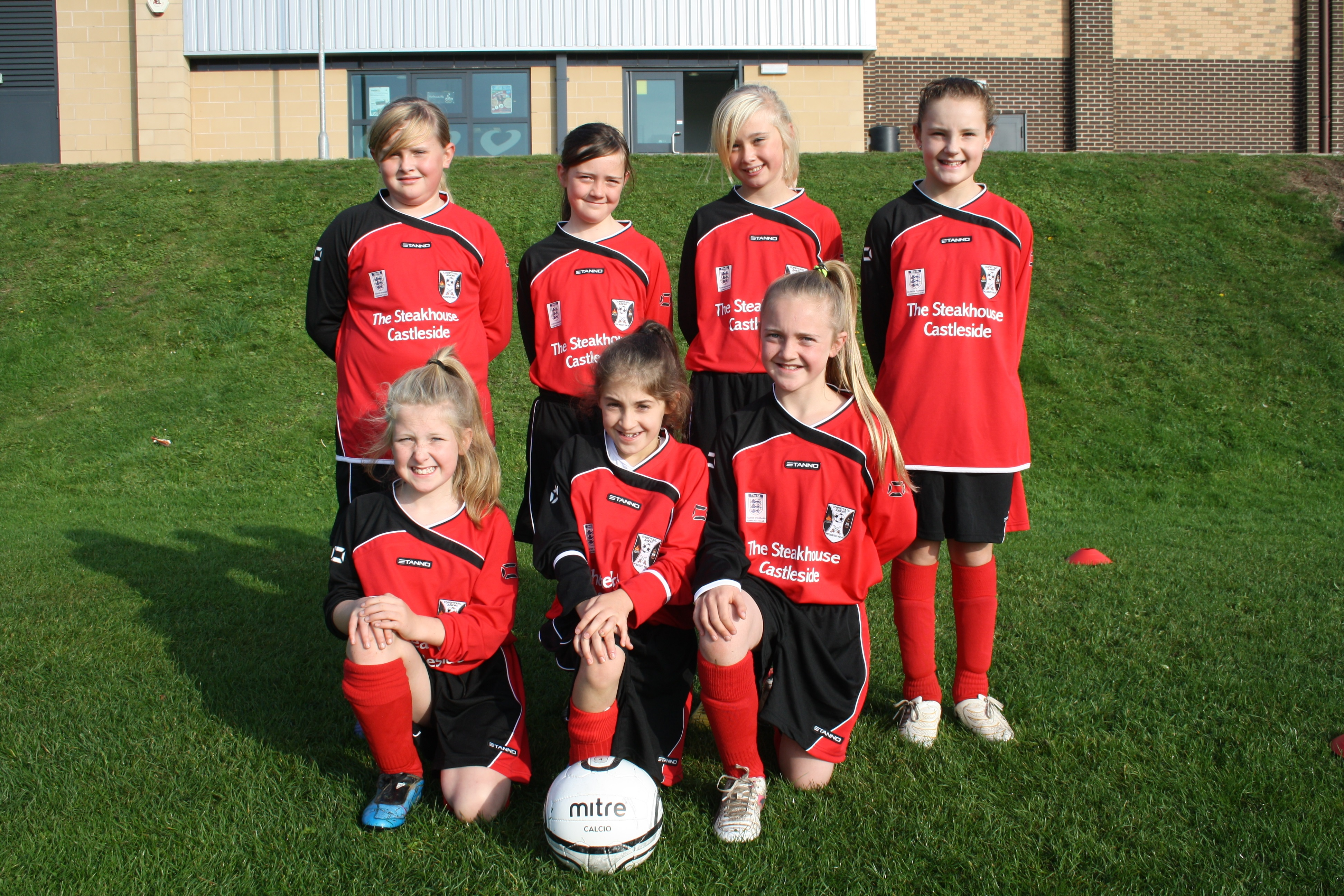 Girls' Football 1