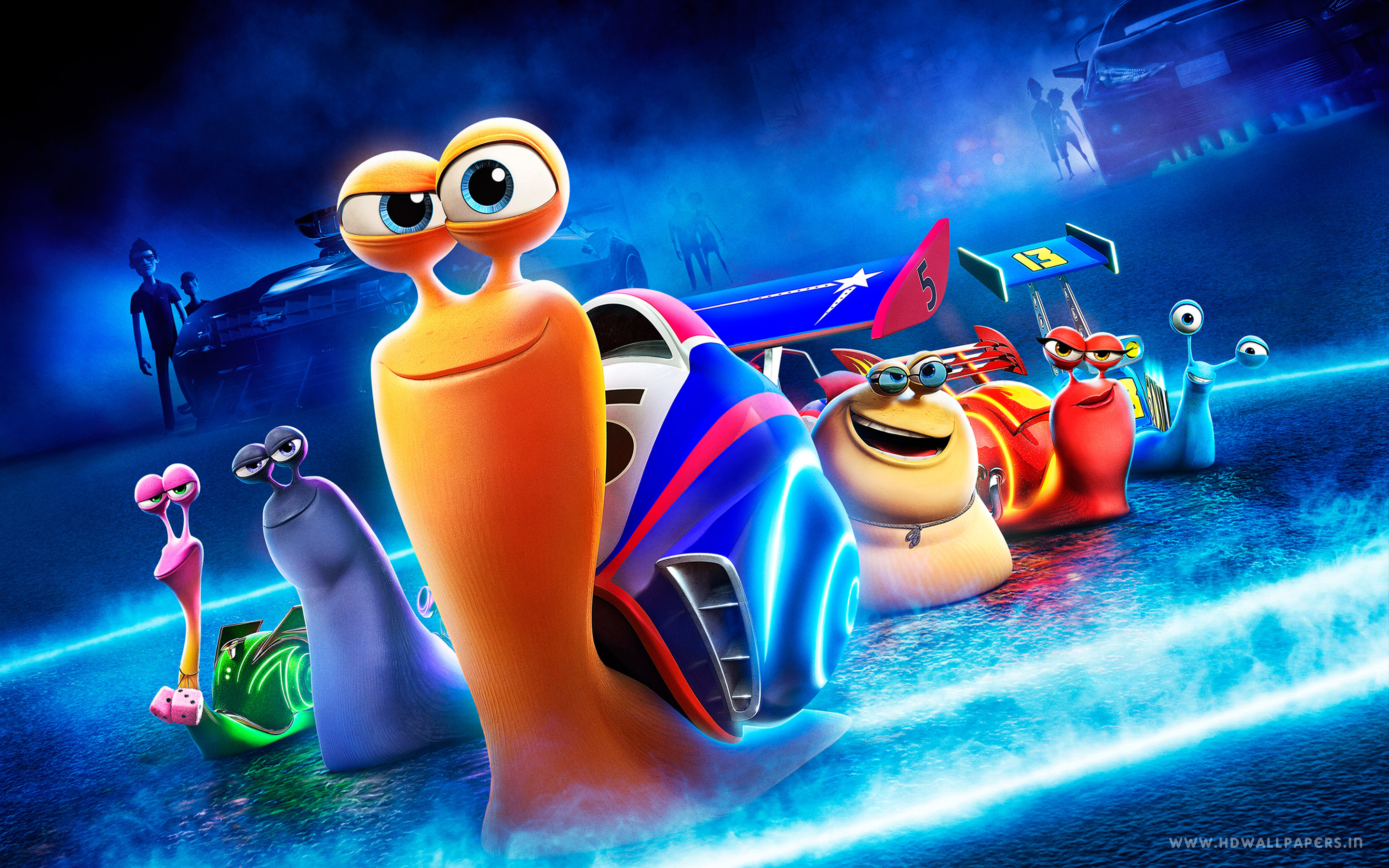 What to watch in November Turbo Movie Image