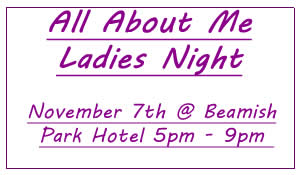 All About Me Ladies Night
