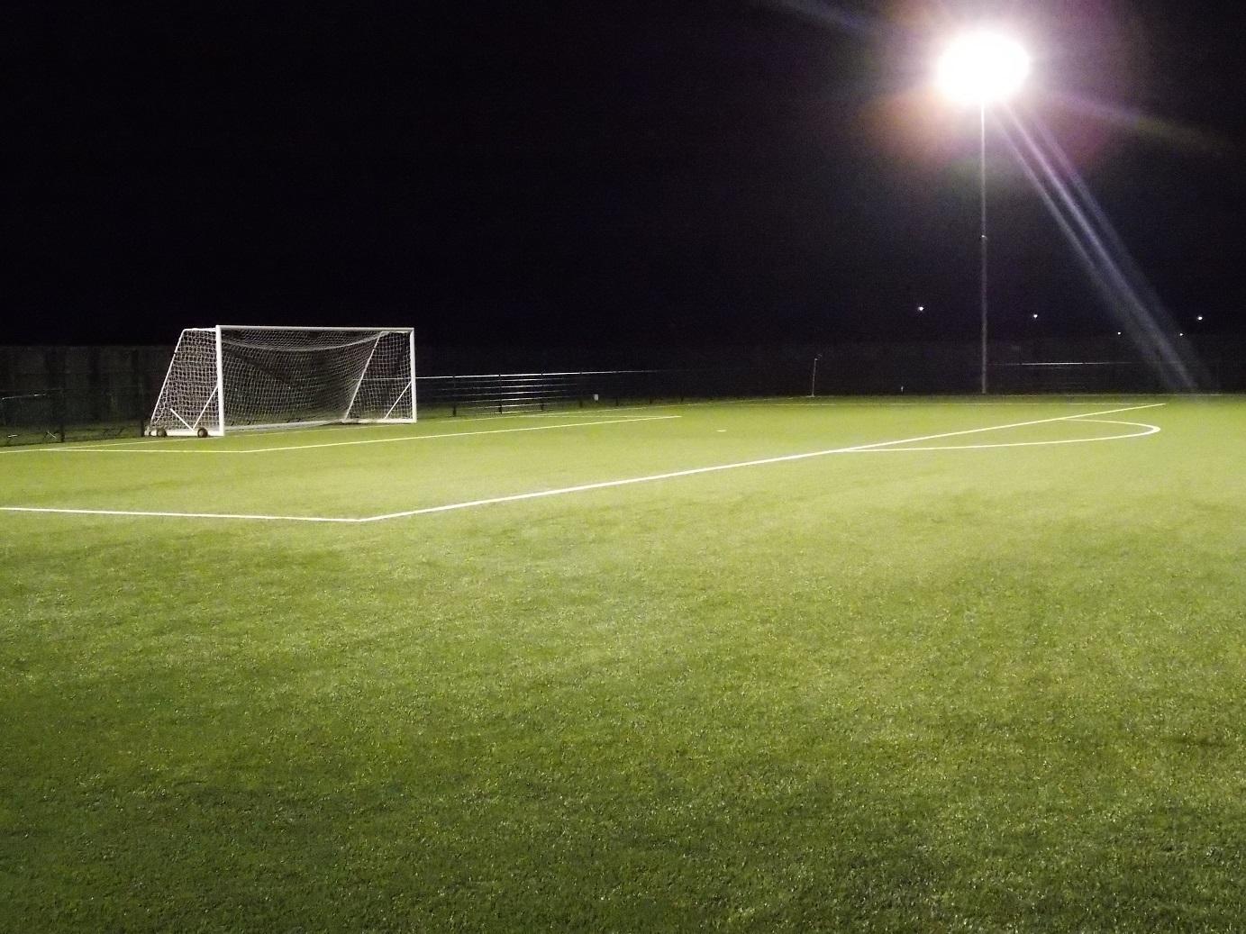 Consett AFC ground Newastle United