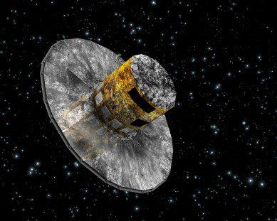 Gaia Telescope